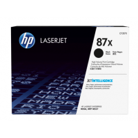 HP 87X (CF287X) Black High Yield Original LaserJet Toner Cartridge